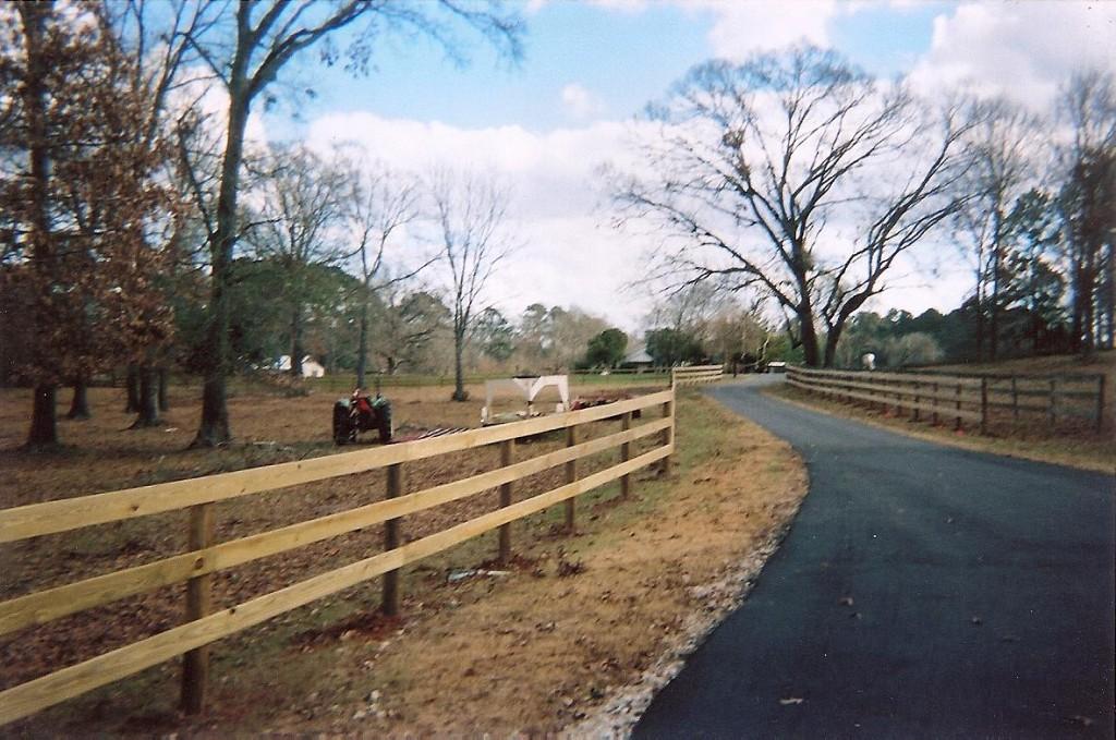 Plank  Fence 2