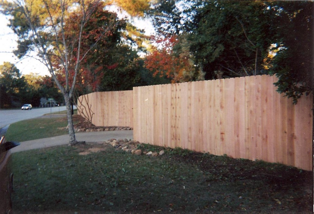 Privacy Fence Endention