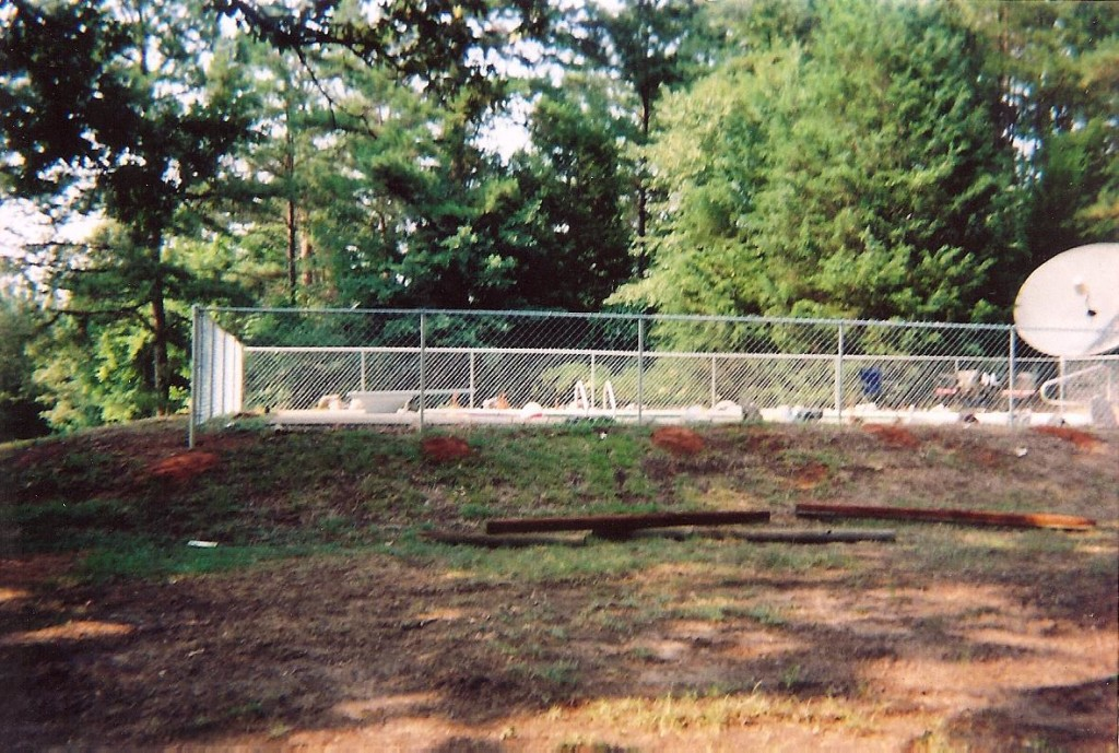 Hurricane Fence