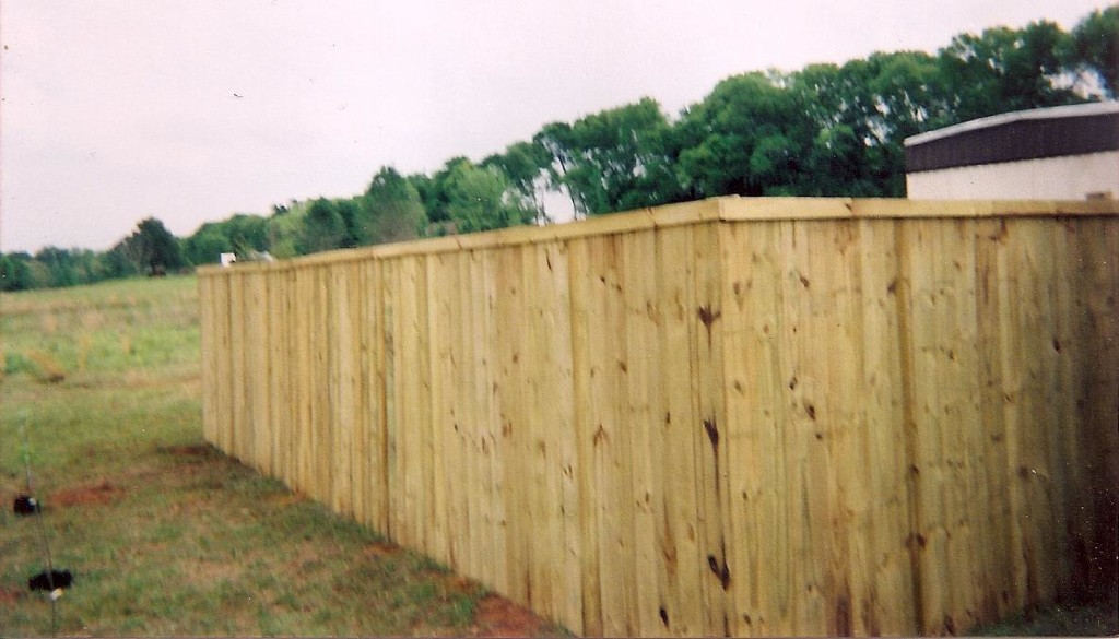 Outer Fence Corner